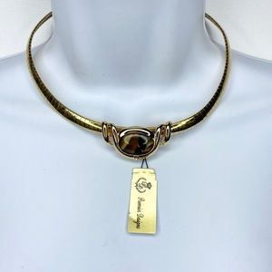 Premier Designs Regency Gold Options Pndt Necklace